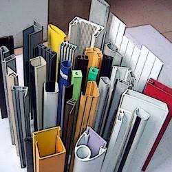Πλαστικά προφίλ γενικής χρήσης