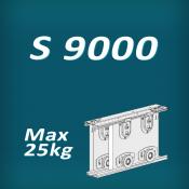 S9000 max 25kg ανά πόρτα