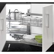 Γωνιακοί μηχανισμοί κουζίνας