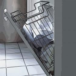 Καλάθια μπάνιου ανακλινόμενα