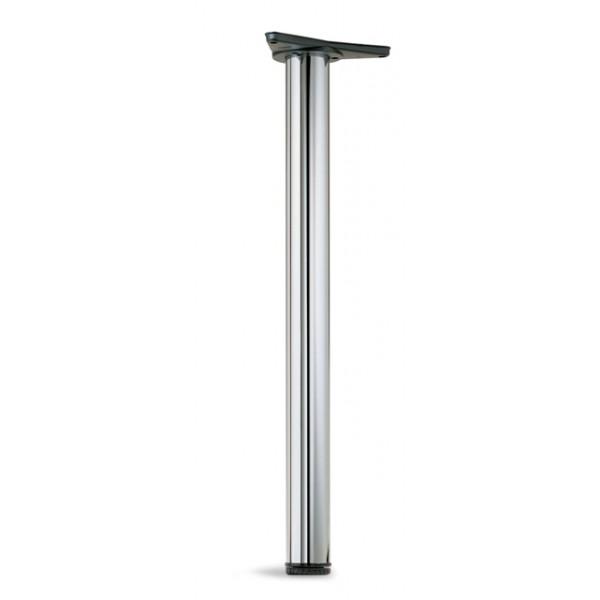 Πόδι Φ60 870 mm χρώμιο