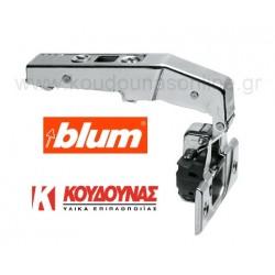 Μεντεσές BLUM clip top τυφλής γωνίας με ενσωματωμένο φρένο