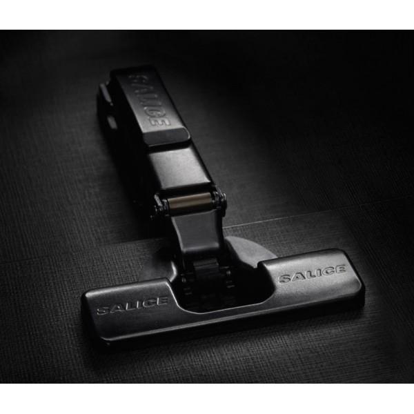Μεντεσές SALICE με φρένο τιτάνιο clip κομπλέ
