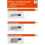 Φρένο για μεντεσέ BLUM clip top 107o διπλό γόνατο