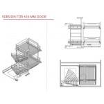 Μηχανισμός Easy Corner VIBO 2+2