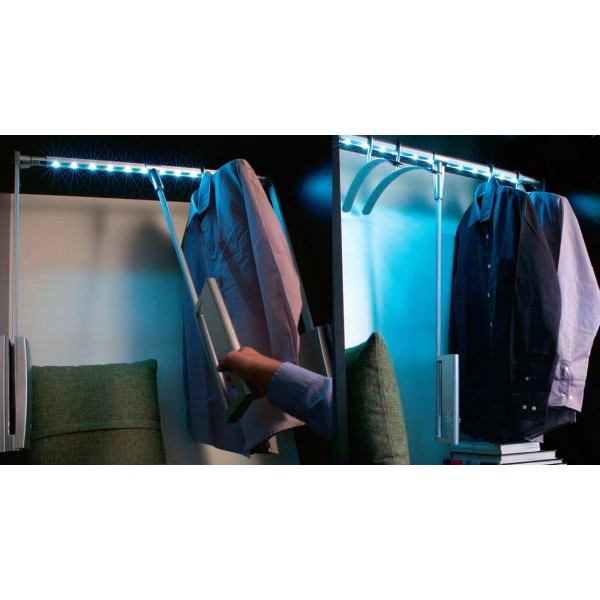 Ασανσέρ ντουλάπας με φώς EGOLUCE