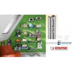 Ορθοστάτης τοίχου ES 150cm