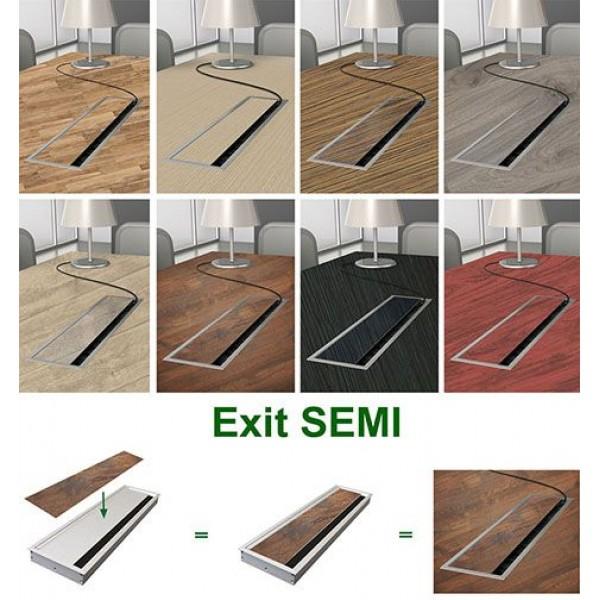 Εξοδος καλωδίων SEMI Νο 450x120
