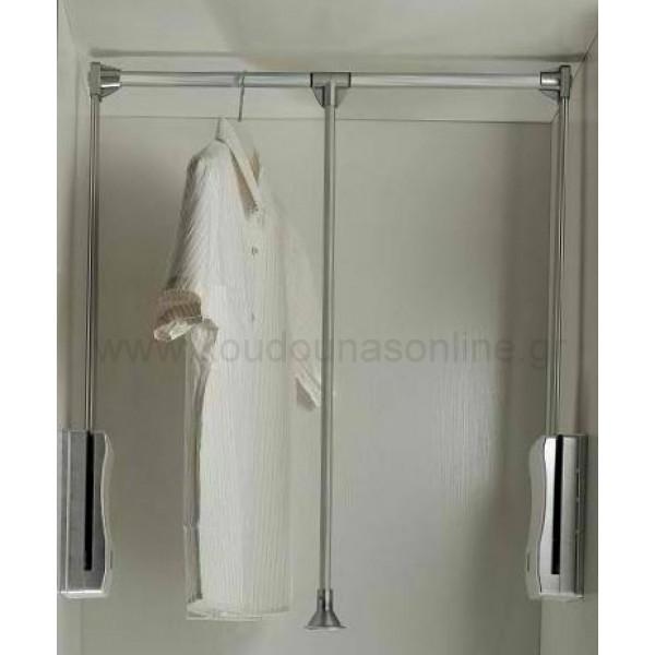 Ασανσέρ ντουλάπας eco 60/83 αλουμίνιο
