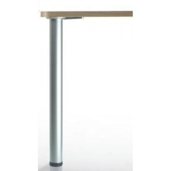 Πόδι BEST Φ60 710 mm σατινέ
