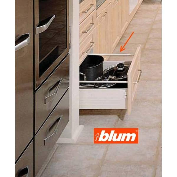 Διαχωριστική βέργα metabox BLUM 500mm
