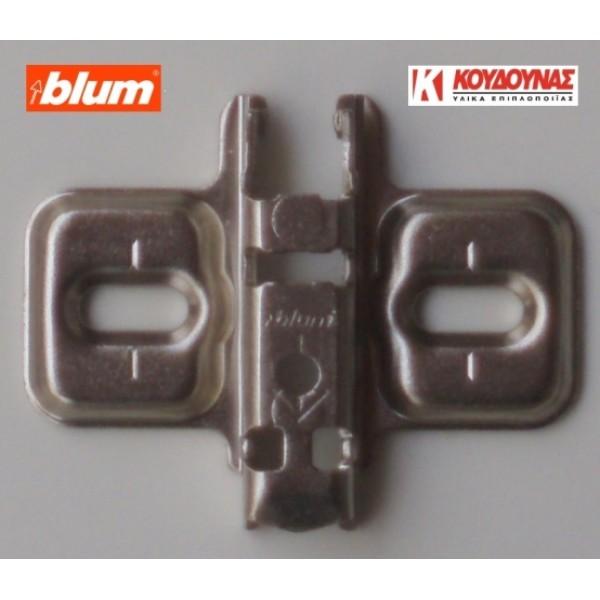 Tακάκι μεντεσέ BLUM clip B 3mm
