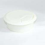 Ροζέτα καλωδίων πλαστική ελατηρίου Ø60mm