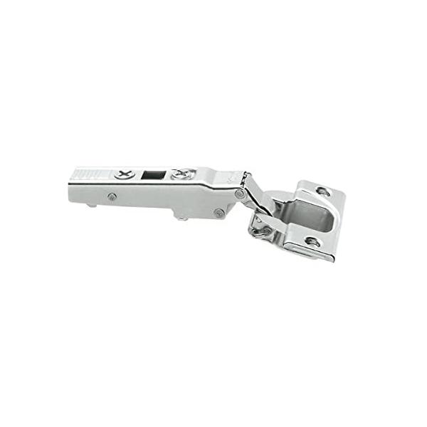 Μεντεσές BLUM clip top 110° για πάχος πλαϊνού έως 22mm