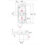Σπανιολέτα BMB 15-22mm