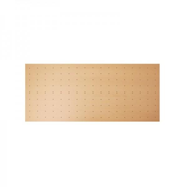 Πιατοθήκη ξύλινη με πείρους για 90cm συρτάρι