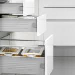 Μεταλλικό πλαϊνό metalbox DTC 400x150 mm λευκό