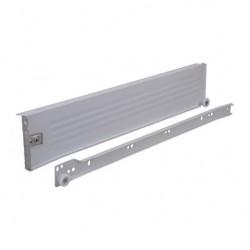 Μεταλλικό πλαϊνό metalbox FERRARI 500x86 mm λευκό