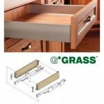 Συρτάρι με φρένο Nova Pro Deluxe GRASS 500x90 mm