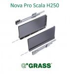 Συρτάρι με φρένο Nova Pro Scala GRASS 500x250 mm