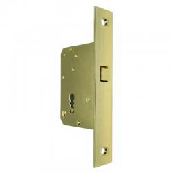 HALZ Κλειδαριά Συρόμενης No700 Χρυσή
