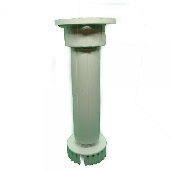 Ποδαράκι πλαστικό Ø30 mm μήκους 15 cm, με ρεγουλατόρο