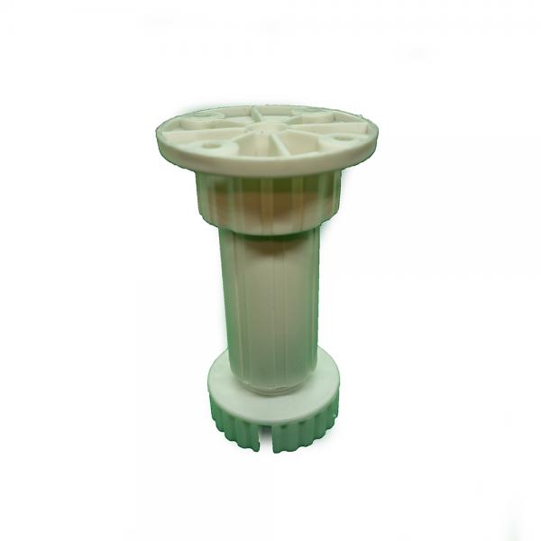 Ποδαράκι πλαστικό Ø30 mm μήκους 10 cm, με ρεγουλατόρο