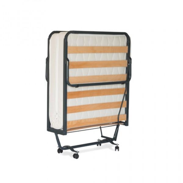 Εφεδρικό ράντζο κρεβάτι με στρώμα 10cm