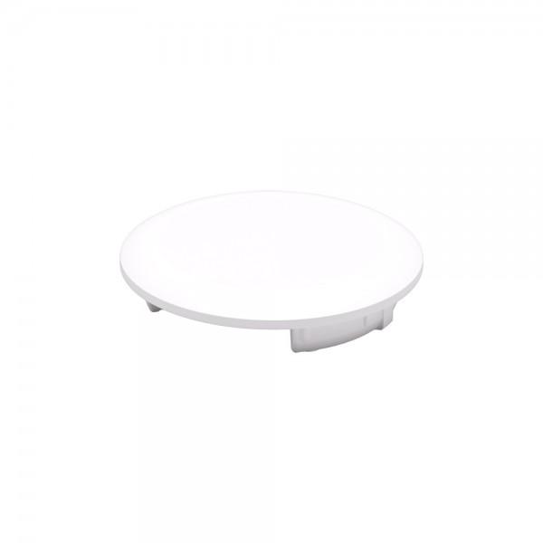 Διακοσμητική τάπα αναρτήρα APC1 ∅20 mm λευκή