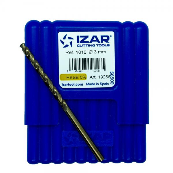 IZAR Τρυπάνι ΗSSE 5%Co 3.0mm