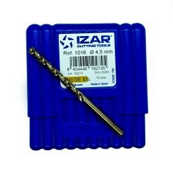 IZAR Τρυπάνι ΗSSE 5%Co 4.5mm