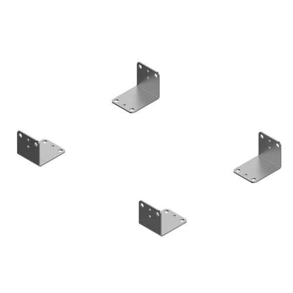 Εξάρτημα εγκατάστασης βάσεως για συρόμενα καλάθια MC