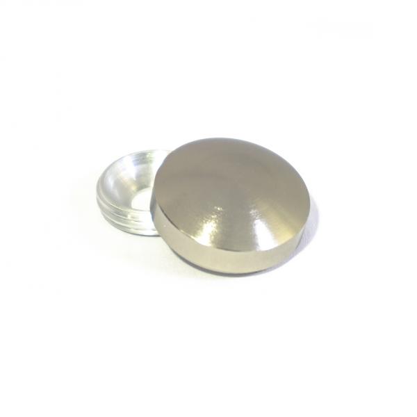 Διακοσμητική τάπα βίδας ∅15 mm Αλουμινίου