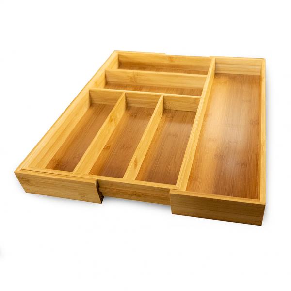 Κουταλοθήκη ξύλινη πτυσσόμενη