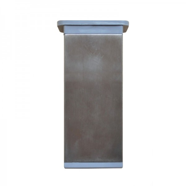 Ποδαράκι μεταλλικό Α040 15cm inox