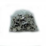 Στηρίγματα ραφιών Ø5mm μεταλλικά - NICKEL