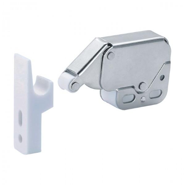 Σουστάκι πατητό mini latch - ΛΕΥΚΟ