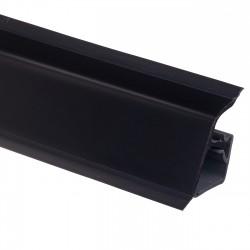 Αρμοκάλυπτρο πάγκου REHAU 118 Μαύρο