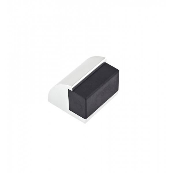 Στοπ πόρτας βιδωτό/αυτοκόλλητο 315 Αλουμίνιο ανοδιωμένο ματ