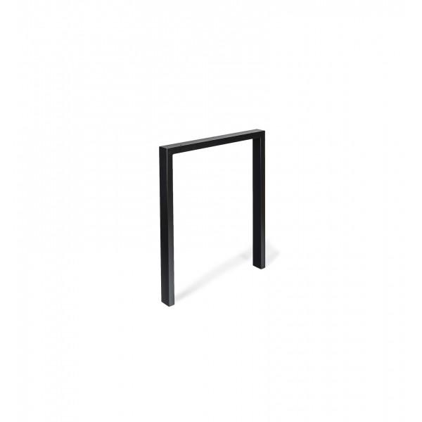 Πόδι διακοσμητικό 915Μ 60x71 cm μαύρο