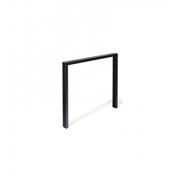 Πόδι διακοσμητικό 915XL 80x71 cm μαύρο