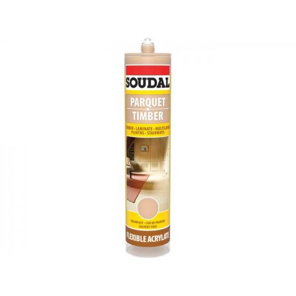 Μαστίχη ξύλου Soudal μέτρια δρυς 300ml