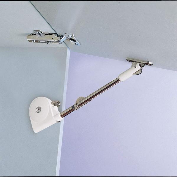 Κουμπάσο σπαστό SDS C301N για ξύλινη πόρτα πάνω