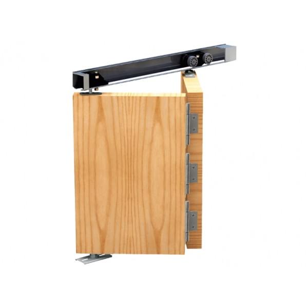Εξαρτήματα μηχανισμού συρόμενης σπαστής πόρτας HERKULES PLUS 40