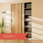 VIALEX 1 max 70kg ανά πόρτα
